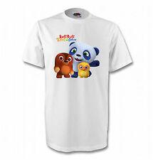 Ruff-ruff, tweet et dave enfants t-shirt-tailles 1-11 ans