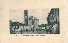 CARTOLINA d'Epoca - VARESE: GALLARATE