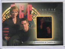 Stargate SG-1 season 10 film Gallery F6 card