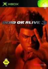 Dead Or Alive 3 (Microsoft Xbox, 2002, DVD-Box) Game Spiel