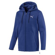 Puma Mens Ignite Q4 Vent Full-Zip Hooded Training Jacket Breathable Lightweight