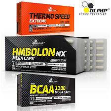 Thermo Speed Extreme + HMBolon + BCAA 90/180 Capsules Fat Burner HMB Amino Acids