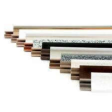 ABSCHLUSSLEISTE 23mm & 37mm Winkelleisten Tischplatte Arbeitsplatte [22 Farben]