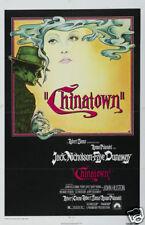 Chinatown Jack Nicholson cult movie poster print #2