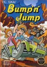 ***BUMP 'N' JUMP NES NINTENDO GAME COSMETIC WEAR~~~