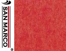 Tappeto tappetino moquette sottopiscina passatoia in feltro altezza 2m rosso blu