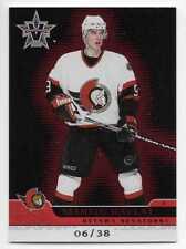 01/02 VANGUARD RED PARALLEL Hockey /38 (#1-130) U-Pick From List