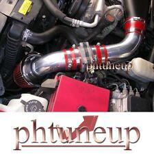 1996-2005 CHEVY BLAZER S10 GMC SONOMA JIMMY 4.3 4.3L V6 AIR INTAKE KIT + FILTER