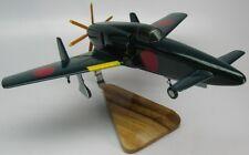 Kyushu J7W-1 Shinden Japan Airplane Wood Model Large