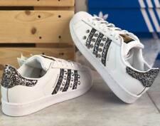 9eaf773d34 Scarpe da ginnastica adidas superstar per donna color argento ...