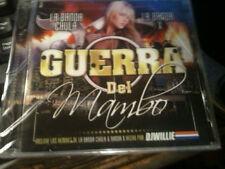 "La Banda Chula ""Guerra Del Mambo"" cd SEALED"