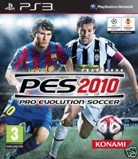 Videogame Pro Evolution Soccer - PES 2010 PS3