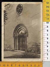32330] CHIETI - CARUNCHIO - PORTALE CHIESA S.ANTONIO