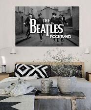 3D Beatles Team Plakat 866 Fototapeten Wandbild BildTapete AJSTORE DE Lemon