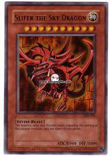 YGO • Slifer Drago del Cielo Divinità Egizie • GB1-001