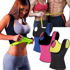 Hot Thermo Sweat Neopren Body Shaper Abnehmen Taille Trainer Cincher Yoga Weste