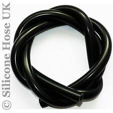 2mm Black Silicone Vacuum Hose Pipe Vac Tube Silicon Hose Turbo Boost Dump Valve
