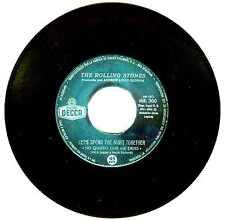 """7"""" - The Rolling Stones - No Quiero Que Me Dejes (ORIGIN. SPANISH ISSUE 1966) VG"""