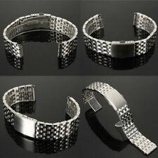 Estremità diritta in acciaio inossidabile di 18/20/22 Watch Band cava Cinturino