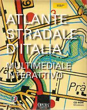 850.82 - OPERA MULTIMEDIA - ATLANTE STRADALE D'ITALIA