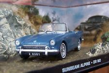 007 JAMES BOND - Sunbeam Alpine Series II -  Dr.No  - 1:43 BOXED CAR MODEL