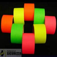 Pellicole nastro adesivo fluorescenti o rifrangenti scotchlite 3M™ 25/50mm X 2MT