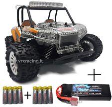 DESERT TRUCK OCTANE 1/18 MOTORE BRUSHLESS ROCKET 4200KV 4WD RTR RADIO 2.4GHZ