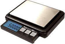 Báscula Digital 500g/0,01g G ProScale xc501 Escala fina de bolsillo ORO