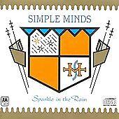 Simple Minds ~ SPARKLE IN THE RAIN ~ cd 1984 JAPAN-U.S. 1ST.PRESS (denon)