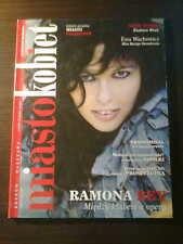 Miasto Kobiet 6/2011 front RAMONA REY - Polish Fashion Magazine