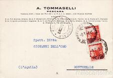 #PESCARA: testatina- A. TOMMASELLI