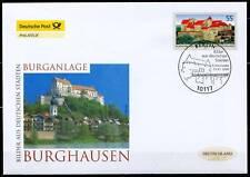 BRD 2006: Burghausen! FDC der Nr. 2548 mit Berliner Ersttags-Sonderstempel! 1511
