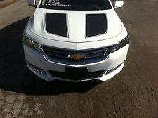2014-2018 Chevrolet Impala Vinyl Hood / Trunk Decals Stickers Graphics