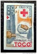 TOGO - timbre stamp - Yvert et Tellier n°292 Neuf sans gomme (non dentelé) (Z)