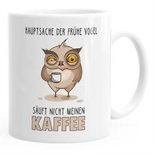 T152 Wandtattoo-Loft Kaffee Make your dreams happen Feder Vögeln Vogel Geschenk