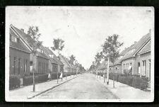 Krimpen aan den IJssel rppc Kortlandstraat Netherlands stamp 1943