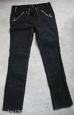 NEXT Black Skinny Stretch straight Jeans/Trouser (NEW) size 12R-£40.00