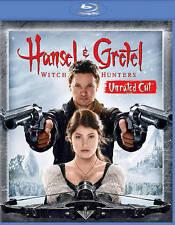 Hansel  Gretel: Witch Hunters (Blu-ray/DVD, 2013, 2-Disc Set) New Sealed