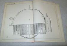 MOTOR WHEELS OR MECHANICAL TRACTORS PATENT. MIDDLETON. 1897.VETERAN CAR INTEREST