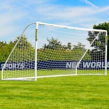 FORZA Match But de Football PVC (1.5m x 1.2m > 4.9m x 2.1m) [Net World Sports]