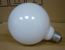 GLOBE G95 E27 60W 230V opal weiß Globelampe Glühlampe 95mm
