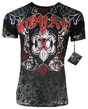 Xzavier [Knight warrior] t-shirt Motard Harley rocker gothique tribal ufc wings la