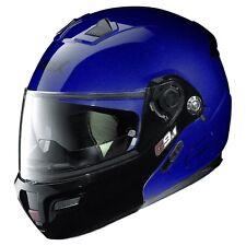 Grex G9.1 Evolve Couplé Cayman Blue Flip Front Modular Motorcycle Helmet Nolan