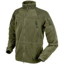 HELIKON TEX Stratus Jacket Heavy Polaire Army Outdoor Loisirs Veste Olive Green