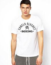Saul Canelo Alvarez T-shirt Boxing Boxer Champion UFC MMA GYM Gift Unisex Tee T