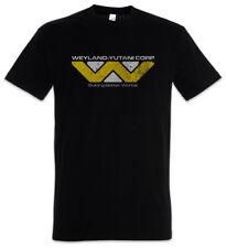 WEYLAND YUTANI CORP T-SHIRT - Prometheus USCSS Nostromo Alien Logo Corperation
