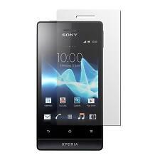 2 x Sony Xperia miro Protection Film Anti-Glare