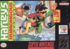 Harley's Humongous Adventure   (Nintendo Super NES, 1994)   FULLY COMPLETE GAME!