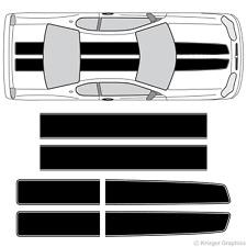 Chevy Monte Carlo EZ Rally Racing Stripes 3M Vinyl Stripe Decals Graphics