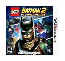 LEGO Batman 2: DC Super Heroes (Nintendo 3DS, 2012)